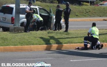 Así es como sicarios de Los Zetas ejecutan a líder cañero y se enfrentan a sus guardaespaldas en Veracruz (vídeo)