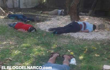 Comando ejecuta a 5 personas en Coatzacoalcos; al menos 3 eran taxistas