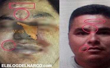 Fotografías El Chapo Trini en la Morgue tras ser ejecutado