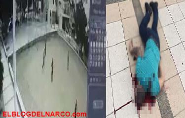 VÍDEO: Sicarios se hacen pasar por futbolistas para ejecutar a dos hombres en Guadalajara