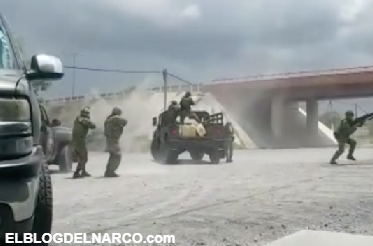 Fotos, Combates en cadena, reportan 18 sicarios muertos en Reynosa, Río Bravo y Matamoros