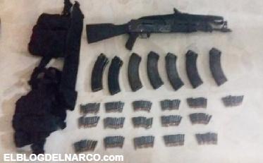 Detienen integrante del crimen organizado en Apatzingán