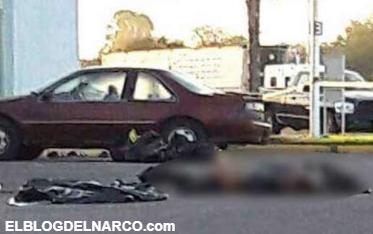 VÍDEO: Convoy de 11 unidades pasea con libertad en Pénjamo mientras arroja cadáveres descuartizados.