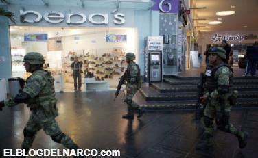 Cártel Mexicano ejecuta a bebe de ocho meses y a 2 Comandantes en Cáncun