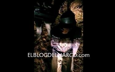 Vídeo aterrador donde el Cartel de los Talibanes decapitan a un miembro del CDG